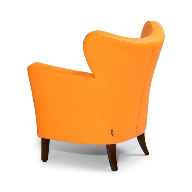 cathrine nl 114101 orange - Catherine Sitzgruppe Nieder- und Hochlehner