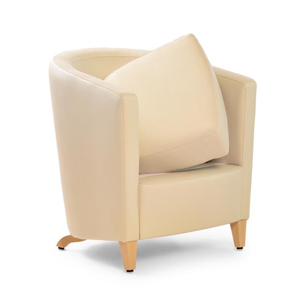 elton 1141512 beige - Elton Sitzgruppe mit festem und abnehmbaren Sitzkissen