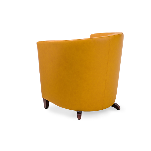 elton 114151 orange h - Elton Sitzgruppe mit festem und abnehmbaren Sitzkissen