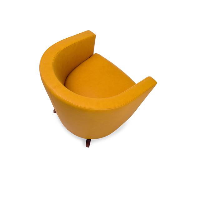 elton 114151 orange o - Elton Sitzgruppe mit festem und abnehmbaren Sitzkissen