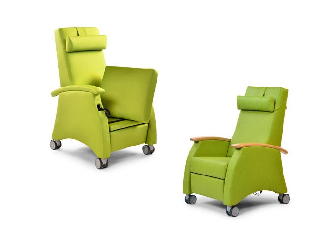multicare94509 9500 grün - Multicare Ruhesessel