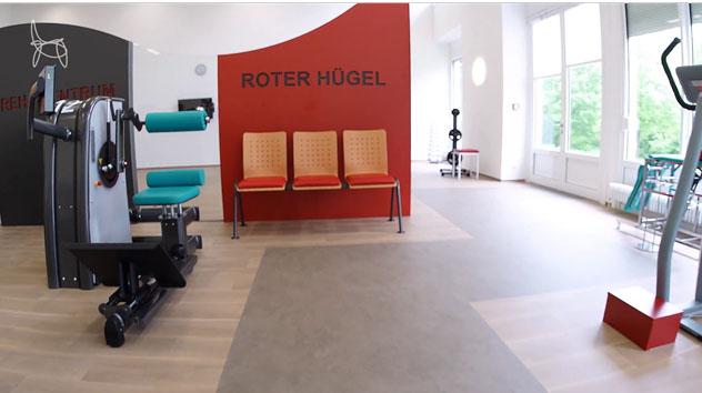 antonia bak rot referenz mediclin roter hügel - Referenzen - Krankenhausmöbel