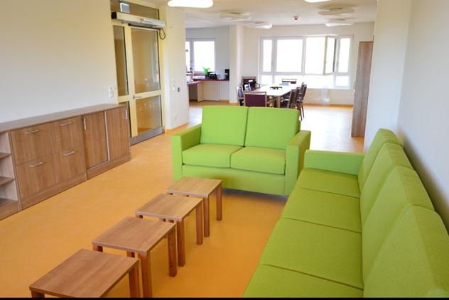 bella sitzgruppe polstermöbel - Referenzen - Tagespflege