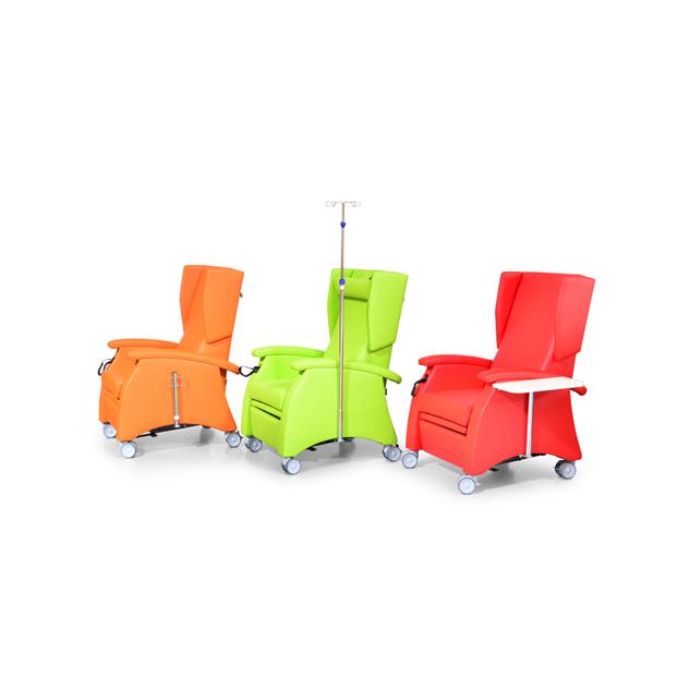multicare ruhesessel 95513460r orange rot gruen zubehoer 14 - MultiCare 95513