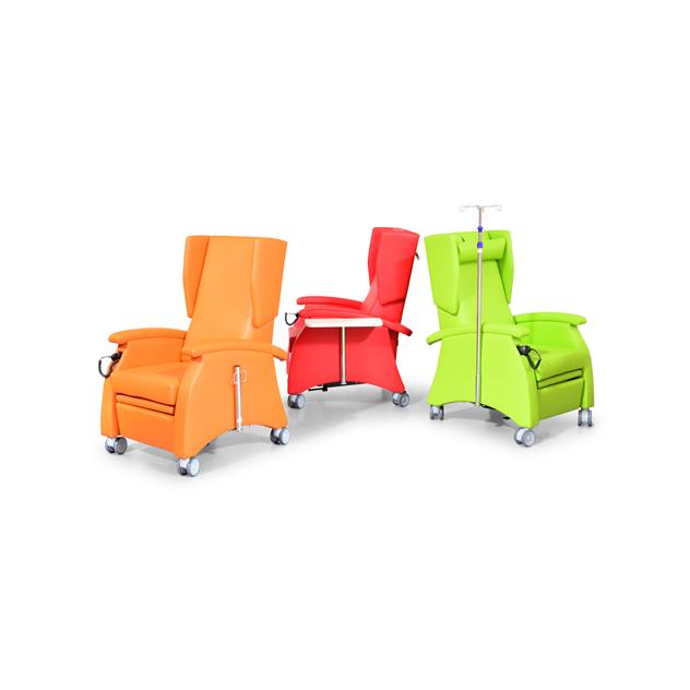multicare ruhesessel 95513460r orange rot gruen zubehoer 18 - MultiCare 95513