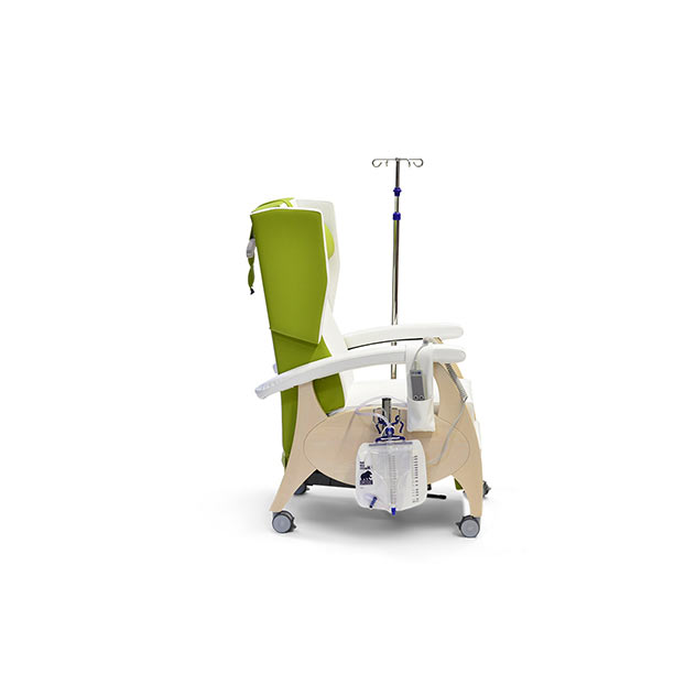 Pflegesessel MultiCare Wood 85513464R limone weis 1 - MultiCare Wood Pflegesessel 85513