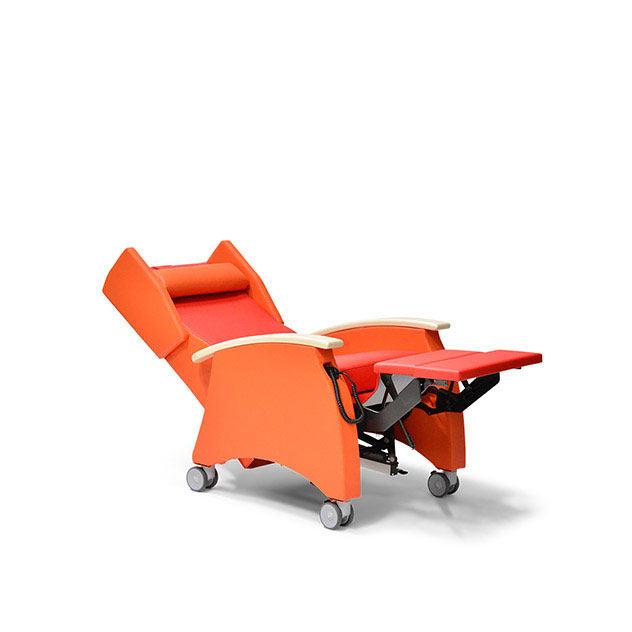 Pflegesessel MultiCare 91509460R rot orange Ahorn 3 - MultiCare Pflegesessel 91509