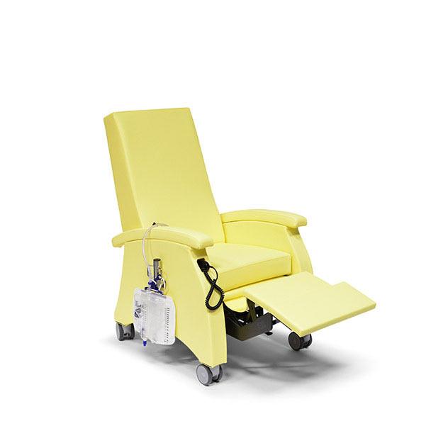 Pflegesessel MultiCare 94509460R vanille katheter 1 - MultiCare Pflegesessel 94509
