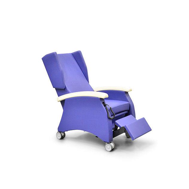 Pflegesessel MultiCare 95509460R blau 2 - MultiCare Pflegesessel 95509