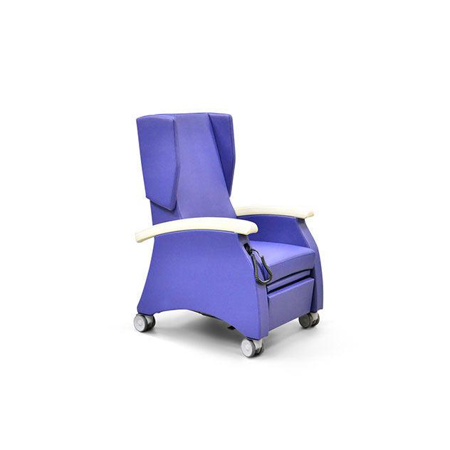 Pflegesessel MultiCare 95513460R blau 1 - MultiCare Pflegesessel 95509