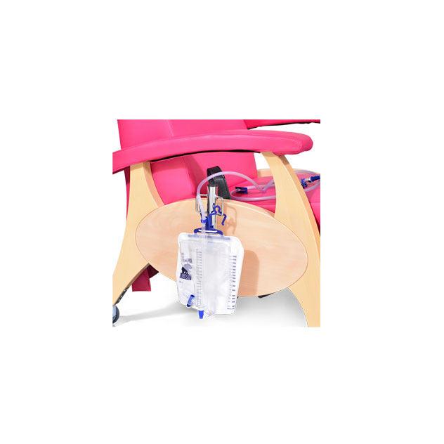 Pflegesessel MultiCare Wood Detail Kather TD2 - MultiCare Wood 84502