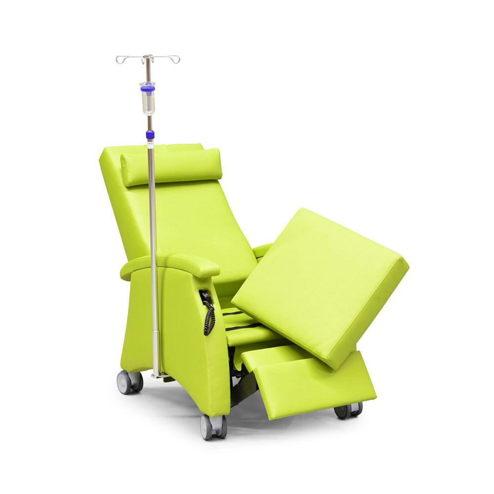 Pflegesessel MultiCare doppelmotorisch und motorische Aufstehhilfe - Pflegesessel mit Doppelmotor & motorischer Aufstehhilfe