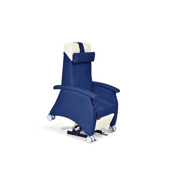 Pflegesessel Multicare Aufstehsessel 94513410R nuit blau ov - MultiCare Pflegesessel 94513