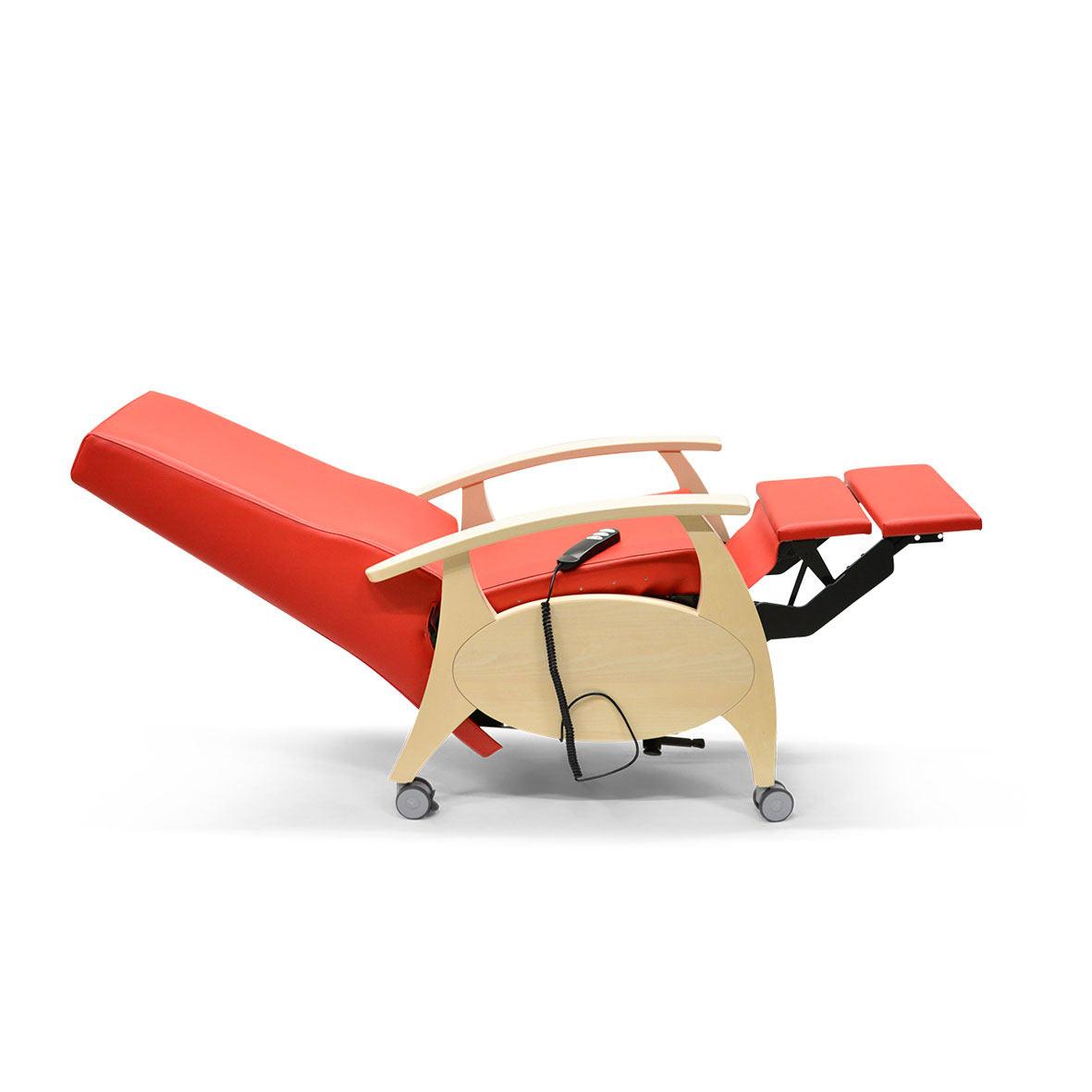 Pflegesessel Multicare wood 8509464R 01413005R5464 4 - MultiCare Wood Pflegesessel 8509