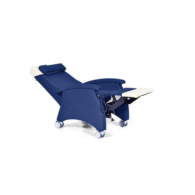 Pflegesessel MultiCare Doppelmotor 94509460R nuit blau td1 - MultiCare Pflegesessel 94509