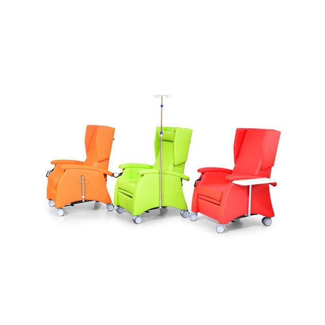 multicare ruhesessel 95509460r orange rot gruen zubehoer 14 - MultiCare Pflegesessel 95509